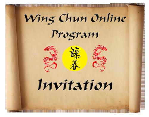 Wing Chun Invite