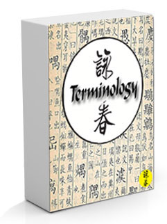 chinese terminology