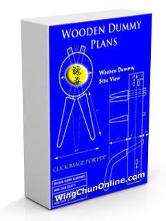 Wooden Dummy Plans
