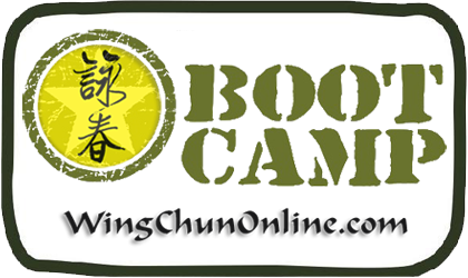 Wing Chun Online Bootcamp